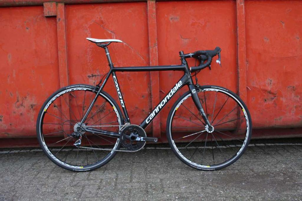 Rock n roll - Cannondale CAAD10